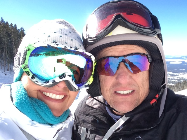 Skiing In Flagstaff